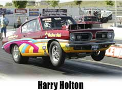 harry holton