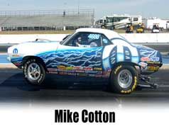 mike cotton